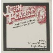 John Pearce 3260L Baritone Light 15-68 80/20 Bronze