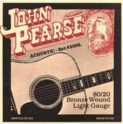 John Pearce 200L Light 12-53 80/20 Bronze