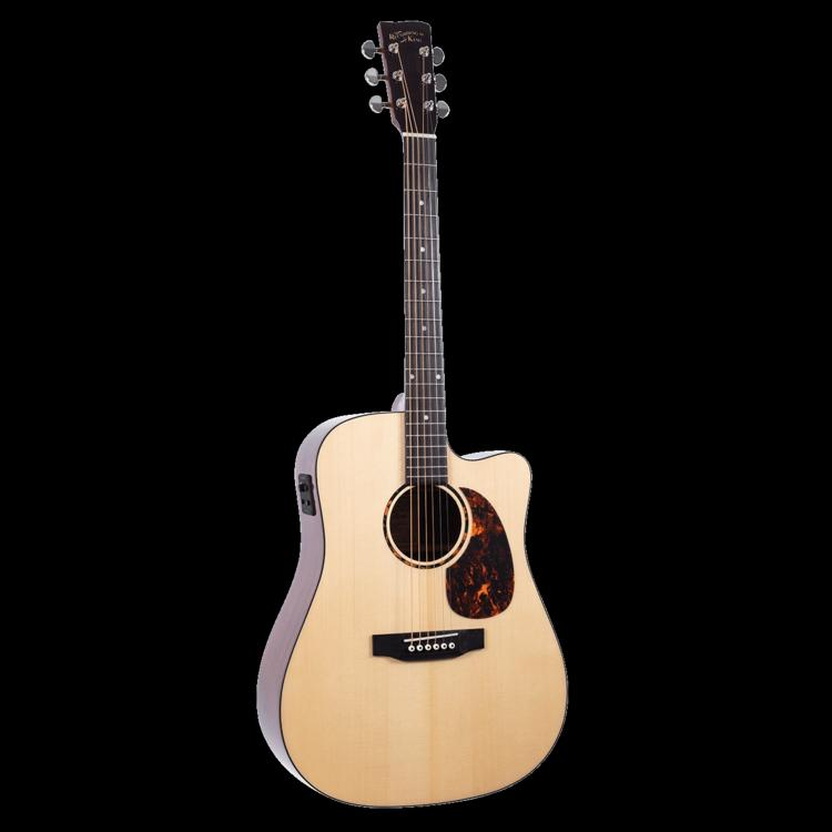 RECORDING KING RD-G6-CFE5 Solid Top Dreadnought