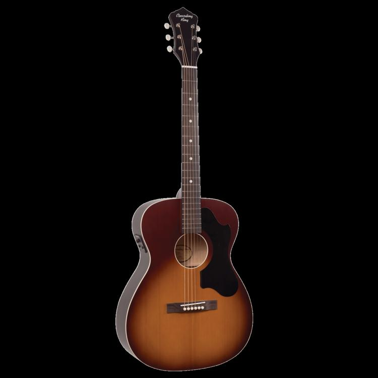 RECORDING KING ROS-9-FE5-TS,Dirty 30s Series 9 000 Acoustic Guitar, Tobacco Sunburst